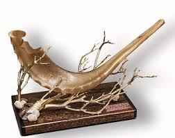 shofar holder shofar etsy