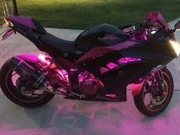 pink ninja 300 woman u0027s motorcycle pink ninja 300 pinterest