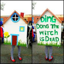 homemade halloween costume wizard of oz by monica sera