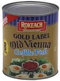 rokeach gefilte fish rokeach gefilte fish gold label 8 0 ea nutrition information