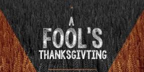 a fool s thanksgiving new westminster christian reformed church