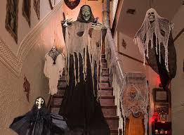 haunted house decorating ideas this is