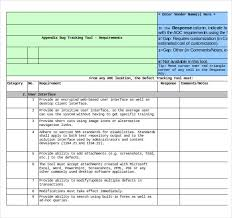 Issue Tracking Excel Template 4 Bug Tracking Templates Free Sle Exle Format