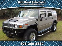 hummer sedan used hummer h2 for sale miami fl cargurus