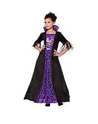 Vampire Costumes For Kids Kids Midnight Vampire Girls Costume Spirithalloween Com