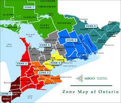 Map Of Ottawa Canada by Zone Maps Municipal Retirees Organization Ontario