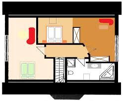 Floor Plan Furniture Clipart Ferienhaus Werbellin Innen