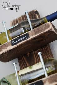 diy 15 wine rack hometalk