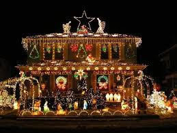 Decorated Homes Houses Decorated 13 Best Beautiful Christmas Decorated Homes