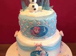 disney frozen birthday cake sisters cakecentral
