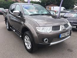 mitsubishi l200 for sale with pistonheads