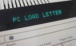 What Is Letter Of Intent Means pc load letter wikipedia