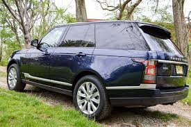 land rover 2016 review 2016 land rover range rover hse 95 octane