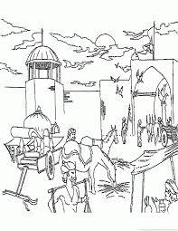 123 coloring pages landscape coloring pages