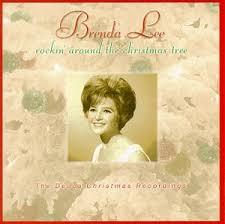brenda lee rockin u0027 around the christmas tree the decca