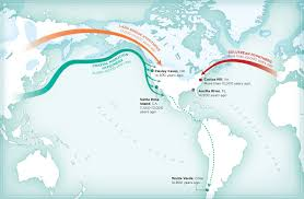 map of america 20000 years ago the solutrean hypothesis archaeogenetics