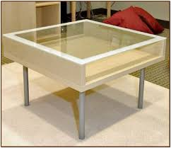 ikea glass top coffee table with drawers glass top coffee table intended for residence leeq info