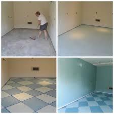 Bathroom Flooring Ideas Vinyl Flooring Painting Ceramic Tile Floor 56 Trendy Interior Or Image