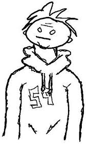 how to draw an awesome cartoon hoodie 5 steps