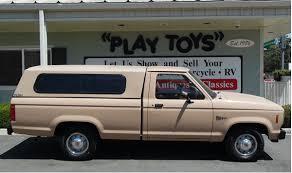 Ford Ranger Truck Bed Camper - 1988 ford ranger xl reg cab