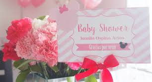 minnie mouse baby shower ideas kara s party ideas minnie mouse baby shower kara s party ideas