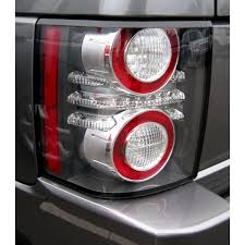 discovery 2 rear light conversion rover l322 02 2010 rear led tail light left side genuine