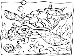 sea turtle coloring pages bestofcoloring