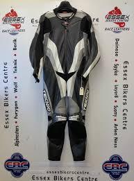 motorcycle racing leathers teknic violator vr ii one piece motorcycle race leathers eu 50 uk