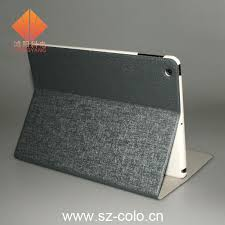 new stand leather design for ipad air case fn1005 colo china