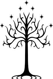 white tree of gondor symbol by drdraze on deviantart