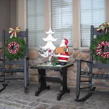 Outside Home Christmas Decorating Ideas 46 Beautiful Christmas Porch Decorating Ideas U2014 Style Estate