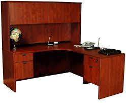 Desk Hutch Bookcase Corner Desk With Hutch