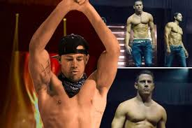 channing tatum insists he never channing tatum was super fat and claims he didn t eat before