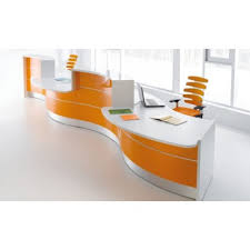Reception Desk Miami West Palm Florida Modern Office Furniture Miami Classic