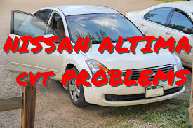 nissan altima coupe montreal nissan altima cvt whine and limp mode youtube