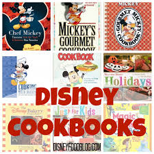 disney cookbooks the disney food blog