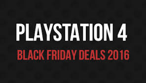 black friday 2016 playstation 4 playstation 4 black friday deals 2016 discover console bundles