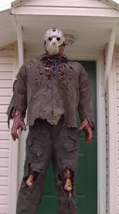 jason costume friday the 13th part 7 the new blood jason costume sized