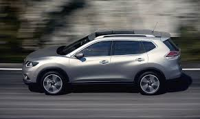 nissan christmas 2014 nissan x trail softer styling and seven seats for third gen
