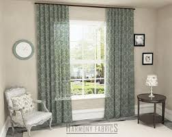 Window Treatments Dining Room Dining Room Curtains Etsy