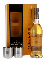 glenmorangie 10 year old craftsman cup gift set scotch whisky