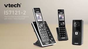 vtech is7121 2 video doorbell installation video youtube