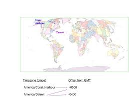 map showing time zones in usa time zones vs offsets what s the difference which is best