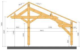 plan carport simple plans u0026 maisons