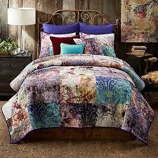 wanderlust bedding tracy porter poetic wanderlust calantha reversible quilt bed