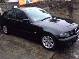 bmw e46 compact 318ti se 2002 2 0 litre petrol manual mot until