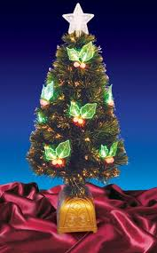decor foot fiber optic tree walmart