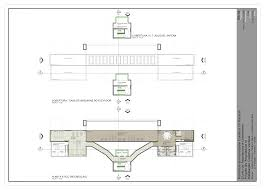 residential building terrace floor plan by andrespinheiro on
