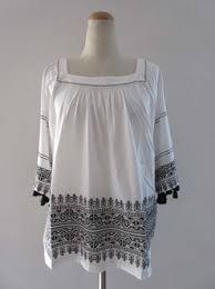 Mara With The Moonwind Rakuten Global Market Embroidery Tunic Cut And Sew