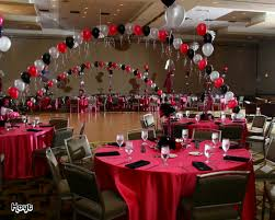 balloons and balloon decorations for the budget minded bride